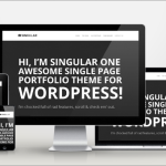 30+ Best One Page WordPress Themes 2015