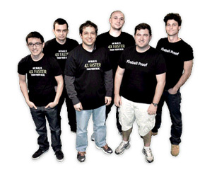 WP Engine Team Photo