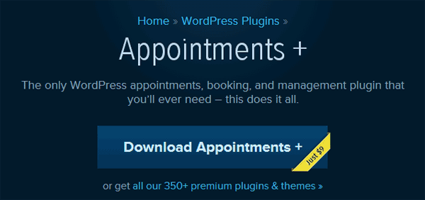 Appointments + Plugin