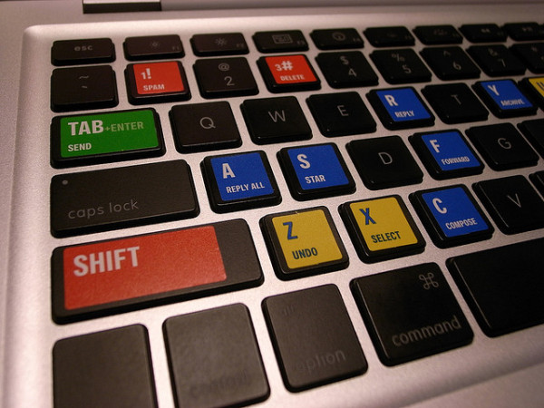 WordPress Keyboard Shortcuts Stickers