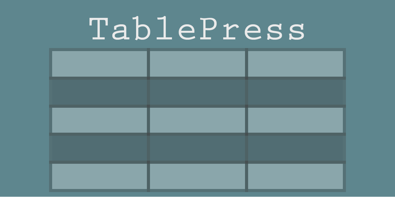 The Best Way to Create Tables in WordPress