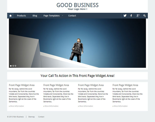 Good Business Business Theme Image