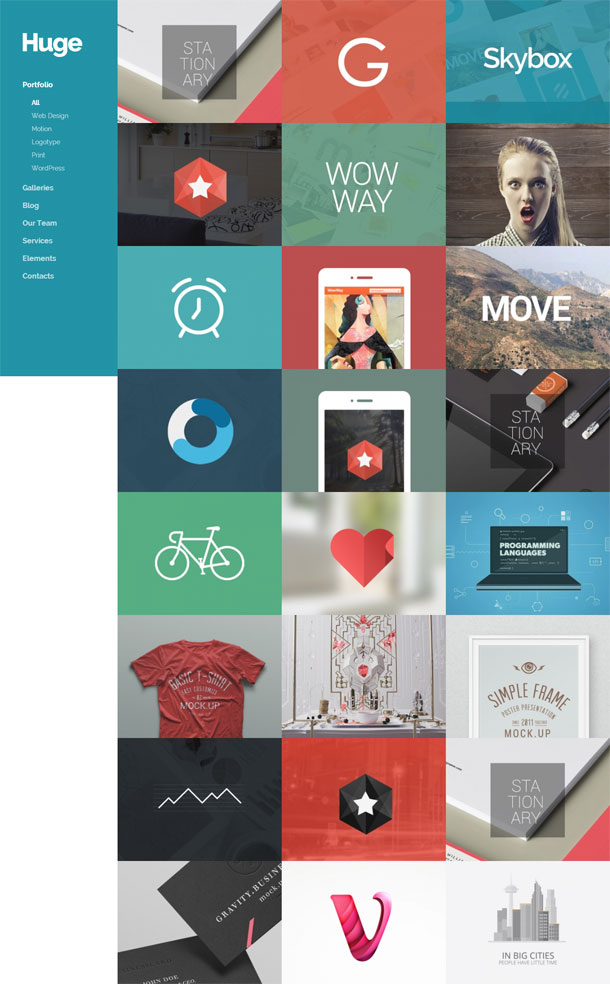 Huge Great WordPress Theme for 2014 image