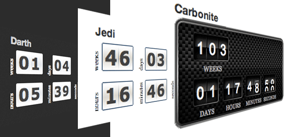 Countdown Timers T- Countdown Templates