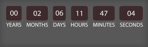 Countdown Timers WP Countdown Timer