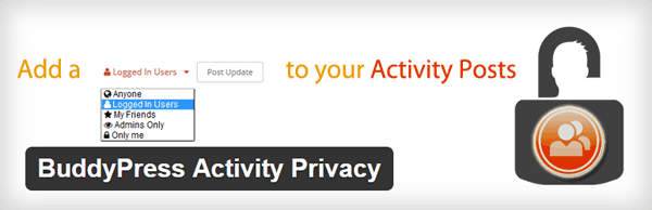 BuddyBoss Activity Privacy