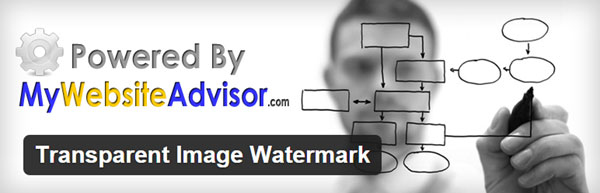 Transparent Image Watermark