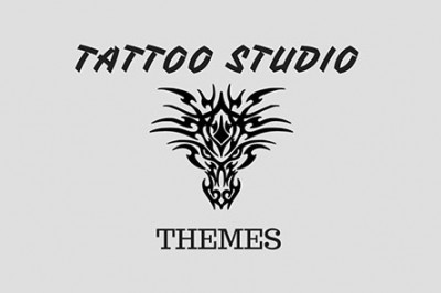 Tattoo Studio WordPress Themes