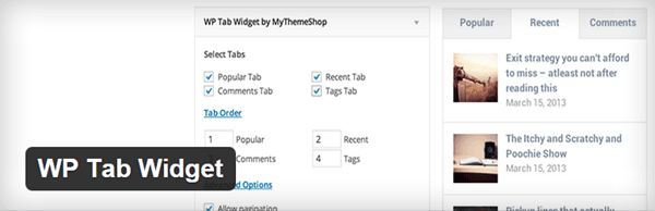 WP-Tab-Widget