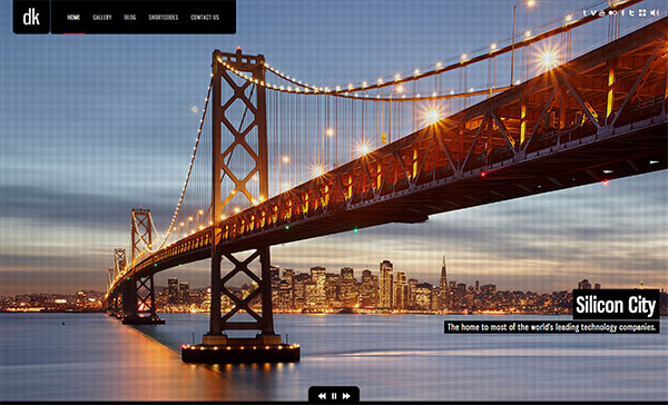 DK Photography Template