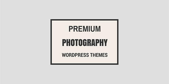 Photography WordPress Themes Featured Image