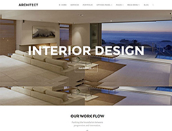 Architect WordPress Themes