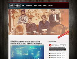Music WordPress Themes