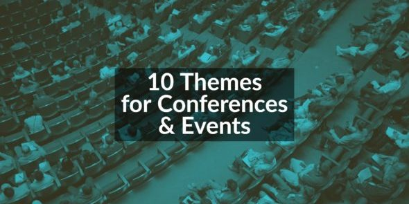 10+ Best WordPress Themes For Conferences 2015